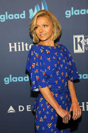 how does kelly ripa style her hair kelly ripa dyed her hair bright blue