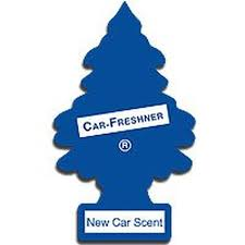 air freshener new car smell magic tree car air freshener duo gift 2 pack new car scent and