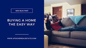 Buying A Couch Buying A Home The Easy Way Atoche Real Estate Gardena