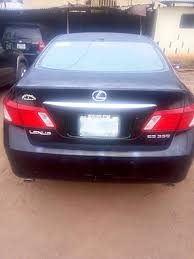 lexus es 350 for sale in nigeria for sale registered 2008 lexus es350 3month used autos