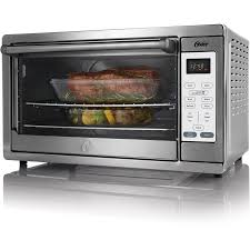 Large Toaster Oven Reviews Oster Designed For Life Extra Large Convection Countertop Oven