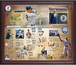 New York Yankees Home Decor Derek Jeter Wall Art U0026 Decor