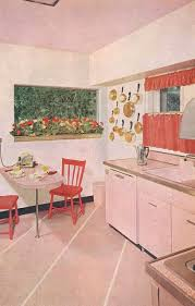 Retro Kitchen Curtains 1950s by Best 25 Vintage Kitchen Curtains Ideas On Pinterest Blue
