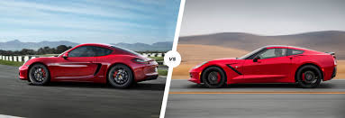 old hatchback porsche porsche cayman gts u0026 corvette stingray go head to head carwow