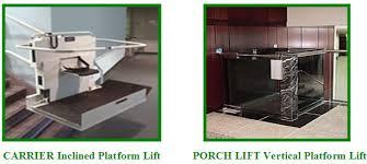wheelchair lifts carrier inclined platform lift home wheelchair
