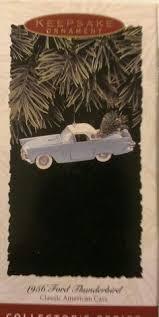hallmark classic american cars ornament hallmark ornaments