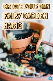 Garden Craft Terra Cotta Marker - 87 best fairy crafts u0026 fairy gardens images on pinterest fairies
