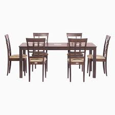 Solid Wood Furniture Online India Online Shopping For Best Dining Set India Buy Wooden Dining Sets