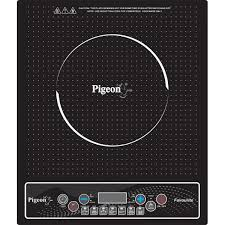 Cooktop Price Pigeon Favourite Ic 1800 W Induction Cooktop Price In India With