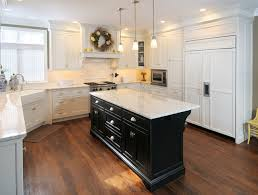 white kitchen with black island white kitchen with black island transitional kitchen boston