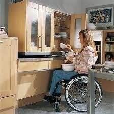barrierefreie küche barrierefreie küchenplanung so werden zugängliche küchen gebaut