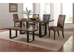 Dining Room Sets Bench Bench For Dining Room Table Provisionsdining Com
