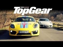 porsche cayman s top gear porsche 911 991 vs porsche cayman s teaser topgear polska