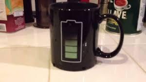 Heated Coffee Mug Battery Charging Heat Mug Magic Youtube