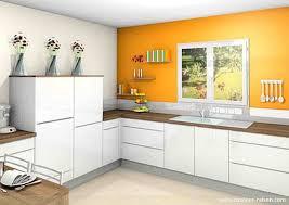 cuisine en couleur idee couleur mur cuisine cuisine couleur gris soie dco cuisine
