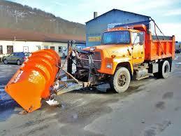 1997 ford l8000 single axle dump truck for sale by arthur trovei
