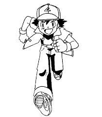 pokemon coloring pages misty pokemon ash brock misty kids coloring