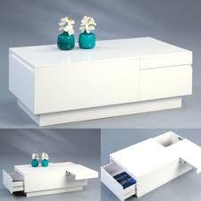 Wohnzimmertisch Mit Hocker Hometrends4you 209350 Couchtisch Isabella Weiß Real
