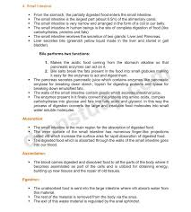 chapter notes life processes class 10 biology notes dronstudy