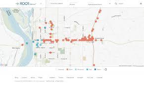 Verizon Coverage Map Colorado by Lte Coverage Quincy Il