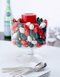 centerpiece ideas 50 easy christmas centerpiece ideas midwest living