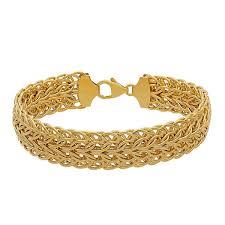 link bracelet images Womens 8 inch 14k gold link bracelet jcpenney