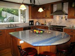 kitchen large kitchen island with seating granite countertops