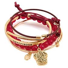 set bracelet images Harry potter gryffindor arm party bracelet set jewelry jpg