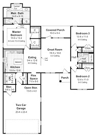 open concept ranch floor plans floorplans ranch style ranch house plan first floor 077d 0032
