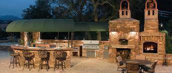outdoor kitchens houston granite u0026 marble center