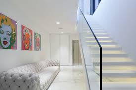 Home Decor Stores Orlando Contemporary Stair Railing Image Of Glass Loversiq