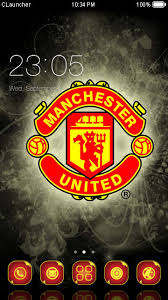 wallpaper bola keren untuk android download manchester united theme for your android phone clauncher