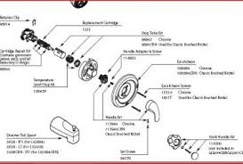 Delta Bathtub Faucet Repair Parts Kitchen Faucet Replacement Parts Parts 474 Or 470 Replacement