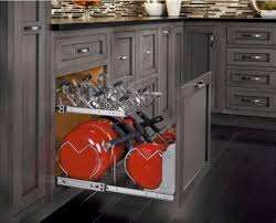 kitchen organizers and cabinets for the holidays