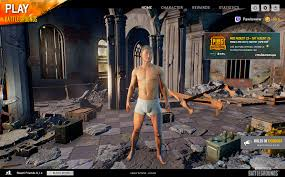 pubg how to play unable to click play other ui buttons in main menu ui
