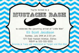 mustache baby shower invitation product original 47629 8677
