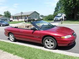 chrysler sebring questions we had some horrible storms now my