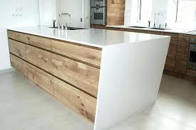 fa des cuisine meuble cuisine bois brut facade meuble cuisine facade