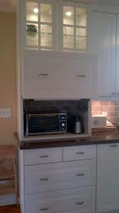 ikea microwave cabinet oven installation ideas storage wall hack