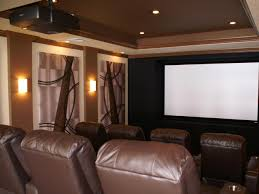 Media Room Tv Vs Projector - how to build a home theater hgtv