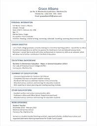 Information Technology Resume Examples by Sample Resume Format Objective In Resume For Fresh Graduate