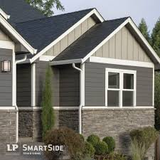 lp smartside trim lap and panel siding pair with horizontal