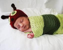 Newborn Baby Halloween Costumes Caterpillar Costume Etsy