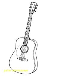 large guitar coloring page guitar coloring page guitar coloring page with guitar coloring pages