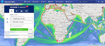 Map A Route by Voyage Planner Now Accepting Route Suggestions U2013 Marinetraffic Help