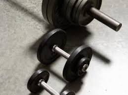 Bench Exercises With Dumbbells What Are Good Dumbbell Weights To Start Bench Pressing With Woman