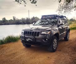 jeep gobi color my grand cherokee wk2 gobi rack rigid 40