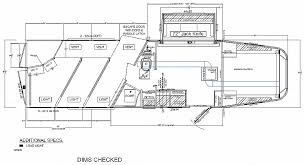 horse trailer living quarter floor plans horse trailer living quarter floor plans new living quarters 8308