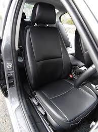 siege auto sur mesure couvre siege de voiture auto en cuir noir eur 11 90 picclick fr