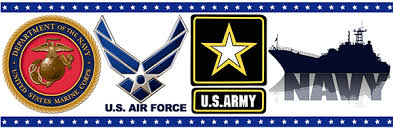 Us Army Decorations Army Navy Air Force Marines Party Supplies Armed Forces